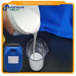 Fest klebende wasserbasierte Beschichtung gebildet vom wässrigen Acrylharz