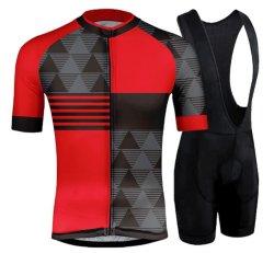Die 2019 Sommer-neue Art, die Jersey komprimiert, stellt Fahrrad-Abnützung der MTB Fahrrad-Kleidung-Männer ein