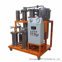 Óleo de cozinha usado óleo vegetal e máquina de filtragem de óleo animal (COP-150)