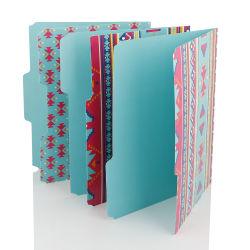 Цвет бумаги конструкции файлов в папке