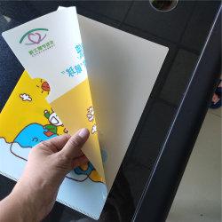 Omslag van het dossier van de Manier van de Zak van het Dossier van de Portefeuille van het Document van de Druk van pvc de Plastic