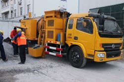 Controle Automático Junma Asfalto reparar veículos (JMA5140TYHJQS)