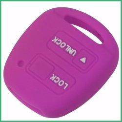 Customized diversos modelos de alta qualidade de PVC de Silicone chave do carro para carro