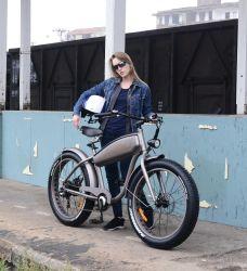 26' ' pneus vélo électrique pliant Fat 48V 350W avec fourche Mozo