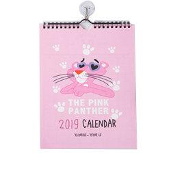 Nova Secretária mensal da parede de mesa calendário para o Ano Novo dom