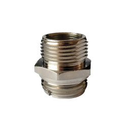 Edelstahl CNC-maschinell bearbeitenteil-Rohrfitting