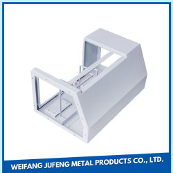 Boîtier métallique tôle OEM de fabrication de matériel de cas d'ordinateur
