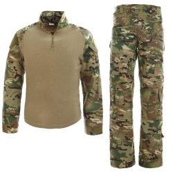Nouveau style de costumes de style militaire officiel/costume de grenouille/vêtements de camouflage
