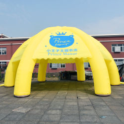 Aufblasbares Zelt Camping Marquee Hochzeitstelzelt Aufblasbare Toy