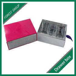 Разработке нестандартного выдвижной лоток для печати подарочная упаковка в блистерной упаковке