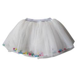 Baby kleidet Pompom-Ineinander greifen-Fußleiste
