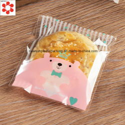 고품질은 건빵 식사 선물 포장을%s OPP CPP에 의하여 박판으로 만들어진 자동 접착 비닐 봉투를 인쇄했다