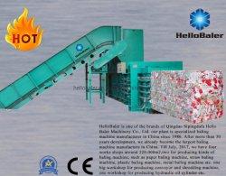 Empacadora hidráulica semiautomático pulsar los desechos de papel (HSA4-7)