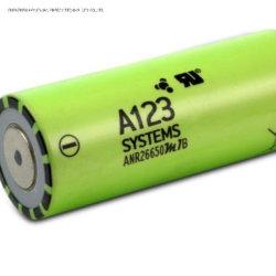 Prix Beckoning Hot vendre LiFePO4 HAUTE PUISSANCE A123 m1b26650Anr cellule de la batterie Une batterie 26650 70A123 batterie LiFePO4 26650 ANR26650m1b