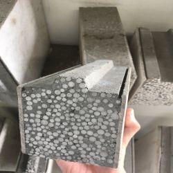 콘크리트 부품 형 차를 형성하는 경량 샌드위치 벽면