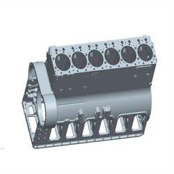Zylinderblock-Form für Motorrad-Teile
