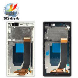 + дигитайзера черного цвета ЖК-дисплеем для Sony Xperia Z L36H L36I C6603 C6602