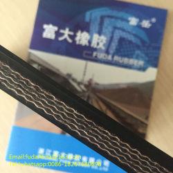 Norma DIN Ácido da transmissão/Alkali-Resistant correia transportadora de borracha