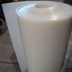 Soft Transparent feuille de caoutchouc de silicone de qualité alimentaire, silicone vierge 100 %