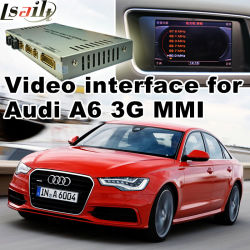 Мультимедийный интерфейс видео GPS изменение для Audi A1 и A4, A5, A6