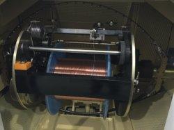 La torsion du fil en plastique à haute vitesse Machiery de fil de cuivre