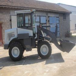 1,5 tonne de capacité de chargement avant fin petit chargeuse à roues pour la vente