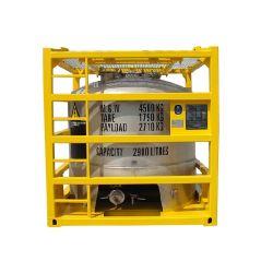 Dnv Helifuel 2,7 1 Réservoir Offshore conteneur de produits chimiques
