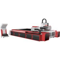جهاز توجيه من الألياف الضوئية بقدرة 500 واط بقدرة 1000 واط مزود بجهاز توجيه YAG وجهاز توجيه CNC، وهو يعمل بتقنية الليزر للمعدن والكربون