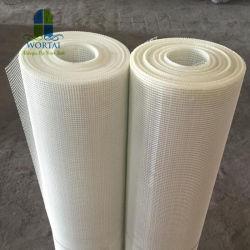 اللون الأبيض والقلوية ومقاومة الأحماض صناعة المواد الزجاجية الفبيرية شبكة فيبرجلاس