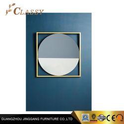 Sala de estar hechos a mano espejos decorativos muebles decorativos de pared