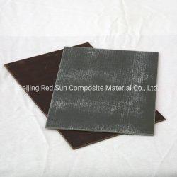 Una buena permeabilidad magnética de grado B térmico Tejido de fibra de vidrio epoxi conductiva magnético laminado