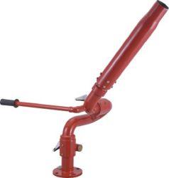 Pl-Serien-örtlich festgelegter manueller Schaumgummi/Wasser-einem doppelten Zweck dienende Feuer-Kanone