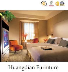 La mobilia brandnew della camera da letto dell'hotel imposta l'illustrazione di ingegneria libera (HD827)