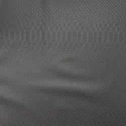 革ファブリック0.55 mmの厚いPUの衣服の、多裏付け