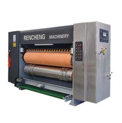 고속 인쇄 기계 자동 조정 기계 Flexo 프린터 제작 슬로터 다이 커터