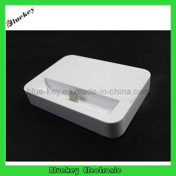قاعدة إرساء مهايئ قاعدة الحامل الجديد Desktop Data Sync Charger محطة لجهاز iPhone 5 5g