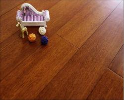 防水サントスのマホガニーのマルチ層によって設計される寄木細工の床の木製のフロアーリング
