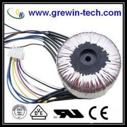 محول كهرباء عالي الكفاءة IEC CB بجهد 12 فولت مع ناقل حلفي لمقياس UPS