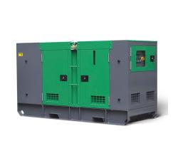 30kVA 50kVA 80kVA 100kVA 120kVA 150kVA RCD 보호 수냉식 Cummins 엔진을 이용한 무소음/개방형 발전기 디젤
