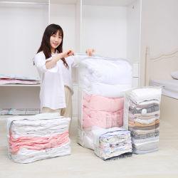 Saco economizador de espaço de cubos colchão Aspirador com saco de Vedação de Vácuo Sacos de armazenagem seladas para roupas