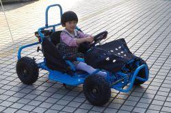 Дешевые продажи 80cc Racing Kids Go Kart/ Дети дюны тележки