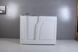 アパートメントのソーキングセンターにはセーフティタブ、ローズウォークインバスタブが備わっている シャワー
