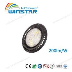 0-10V/센서 키트 사용 가능 Eco UFO LED 하이 베이 라이트 5000K 200LLW 100W 150W 200W LED 조명/LED 램프