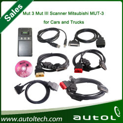 De meertalige Programmeur van ECU van de Steun voor Mitsubishi mut-3 Mut3 het Kenmerkende Hulpmiddel van de Auto en van de Vrachtwagen met het Coderen van Functie