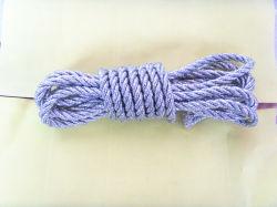 Usine de fil en métal argenté /Silver corde