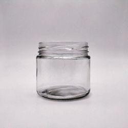 Ustensiles de cuisine en verre de stockage des aliments Jam Jar les fruits en conserve des pots de miel