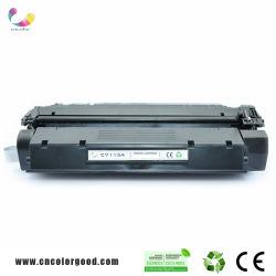 Fabricación de consumibles de impresora cartuchos de tóner negro C7115A para HP1200/1220/3300