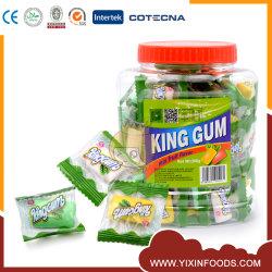 2PCS de Kauwgom van de Koning van het Aroma van de Munt van het Fruit van de verpakking