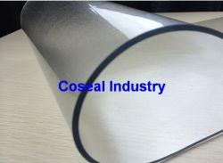 3mm 透明プラスチックファブリック PVC テーブルクロス