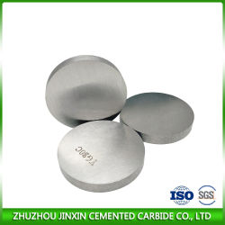 Hohes Härte-Karbid-runde Platten-Scherblöcke